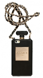 Чехол Chanel для iPhone 6 черный
