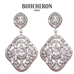 Серьги Boucheron