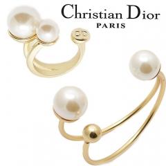 Набор Dior браслет и кольцо