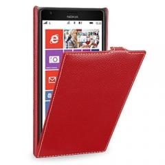 Чехол книжка для Nokia Lumia 1520 красный