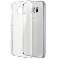 Чехол для Samsung Galaxy S6 Edge прозрачный