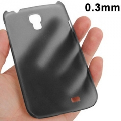 Ультратонкий чехол для Samsung Galaxy S4 черный