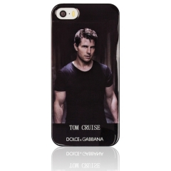 Чехол D&G для iPhone 5S Том Круз