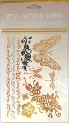 Gold Tattoo 017