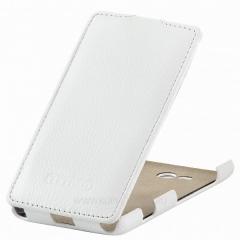 Чехол книжка для Sony Xperia Z1 белый