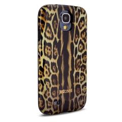 Чехол Just Cavalli для Galaxy S4  леопард