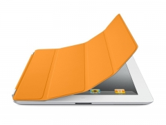 Чехол Smart Cover для iPad Mini оранжевый