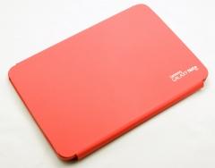 Чехол пластиковый для Samsung Galaxy Note (10.1) красный