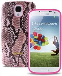 Чехол Just Cavalli для Galaxy S4 розовый