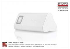Аккумулятор Yoobao Power Bank 6600 mAh белый