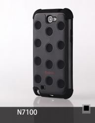 Накладка Yoobao для Samsung Galaxy Note 2 черный