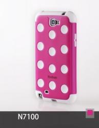 Накладка Yoobao для Samsung Galaxy Note 2 розовый