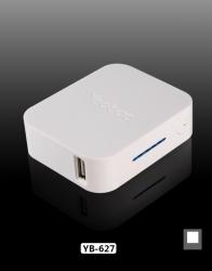 Аккумулятор Yoobao Power Bank 4400 mAh Magic cube белый