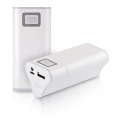 Аккумулятор Yoobao Power Bank Sunshine 7800 mAh белый