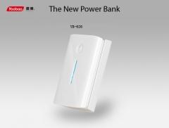 Аккумулятор Yoobao Power Bank 5200 mAh белый
