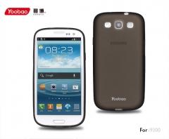 Чехол для Samsung Galaxy S3 черный