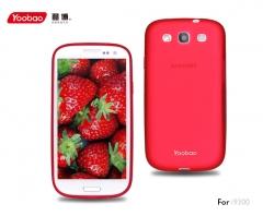 Чехол для Samsung Galaxy S3 красный