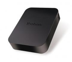 Аккумулятор Yoobao Power Bank 10400 mAh Magic cube черный