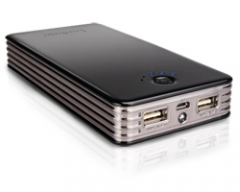 Аккумулятор Yoobao Thunderbolt Power Bank 15600 mAh черный