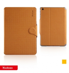Чехол Yoobao iFashion для iPad Mini бежевый