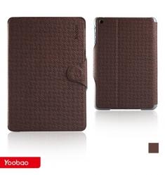 Чехол Yoobao iFashion для iPad Mini коричневый