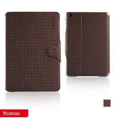Чехол Yoobao iFashion для iPad Mini коричневый