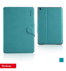 Чехол Yoobao iFashion для iPad Mini голубой