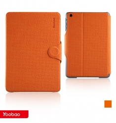 Чехол Yoobao iFashion для iPad Mini оранжевый