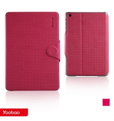Чехол Yoobao iFashion для iPad Mini розовый