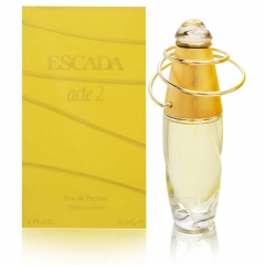 ESCADA - ACTE 2 EN FLEURS