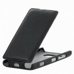 Чехол книжка для Sony Xperia ZL черный