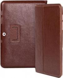 Чехол Yoobao для Samsung Galaxy Tab 10.1, коричневый
