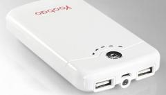 Аккумулятор Yoobao Power Bank 8400 mAh белый