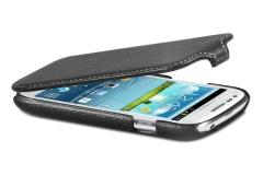 Чехол - книжка для Samsung Galaxy S3 mini черный
