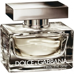 D&G - L'EAU THE ONE