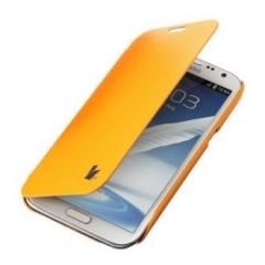 Чехол JisonCase для Samsung Galaxy S3 оранжевый