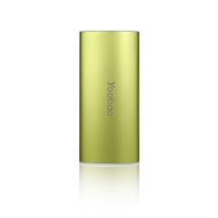 Аккумулятор Yoobao 5200мАч YB-6012 салатовый