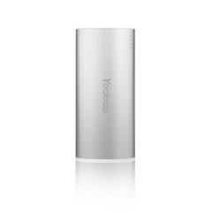 Аккумулятор Yoobao 5200 мАч YB-6012 серебряный