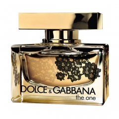 D&G - THE ONE LACE EDITION