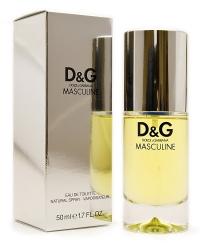 D&G - MASCULINE
