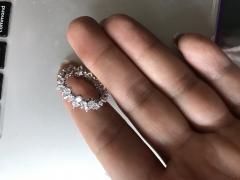 Кольцо в стиле Тиффани