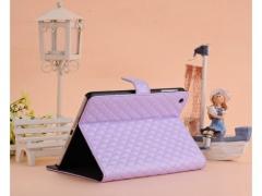Чехол Leather Case для Ipad Mini сиреневый