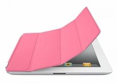 Чехол Smart Cover для iPad Mini розовый