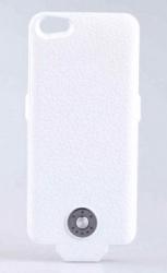 Чехол - аккумулятор 2500mAh для iPhone 5 белый