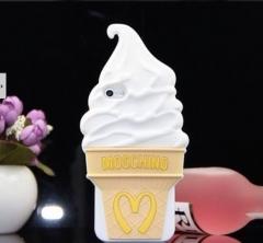 Чехол Moschino Мороженое для iPhone 4