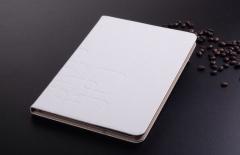 Кожаный чехол для iPad Air белый