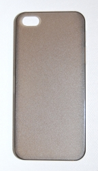 Пластиковая накладка для iPhone 5 черный