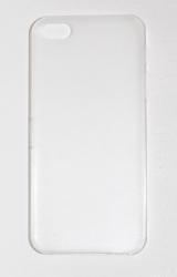 Пластиковая накладка для iPhone 5 прозрачный