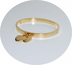 Браслет в стиле Tiffany золотой