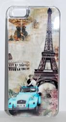Чехол Париж для iPhone 5